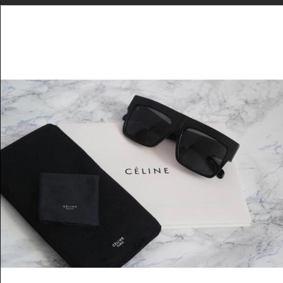d895f30a33 Celine Accessories - Celine ZZ Top Sunglasses